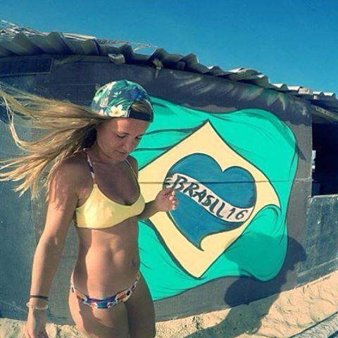 @tonemarkussen feeling the wind in #Brazil ☀️ #sensidawn #sensioceanea #travel #tropicalvibes #jointheadventure