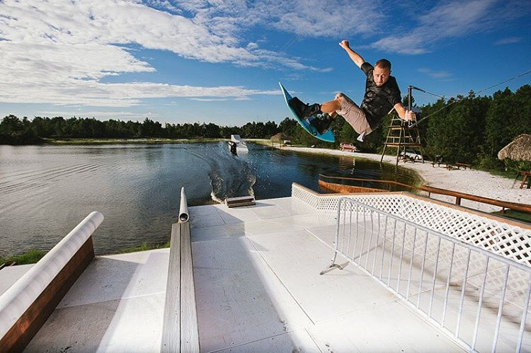 What do you think is going through @_toddwatson 's head at this point?  Best caption wins a Ronix Swag Bag!