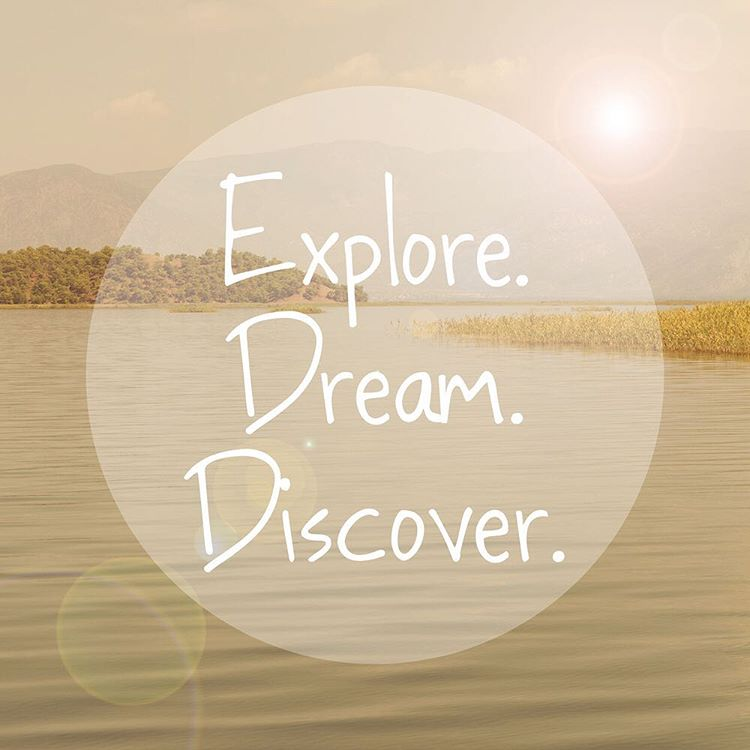 ❤️ #quoteoftheday #luvsurf #explore #dream #discover