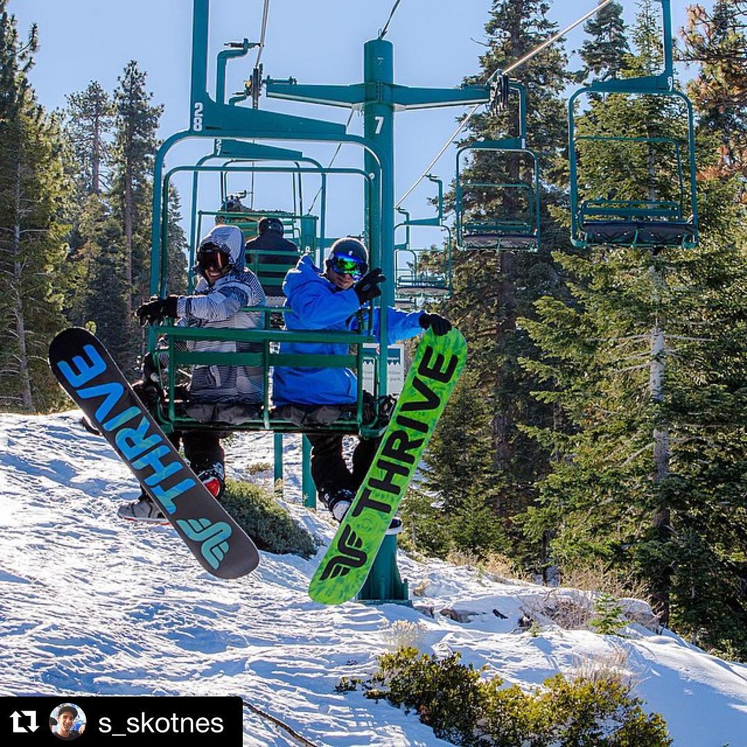 Thanks @s_skotnes for all the great pics #thriving #thrivesnowboards #sharethestoke #Repost @brent_tani