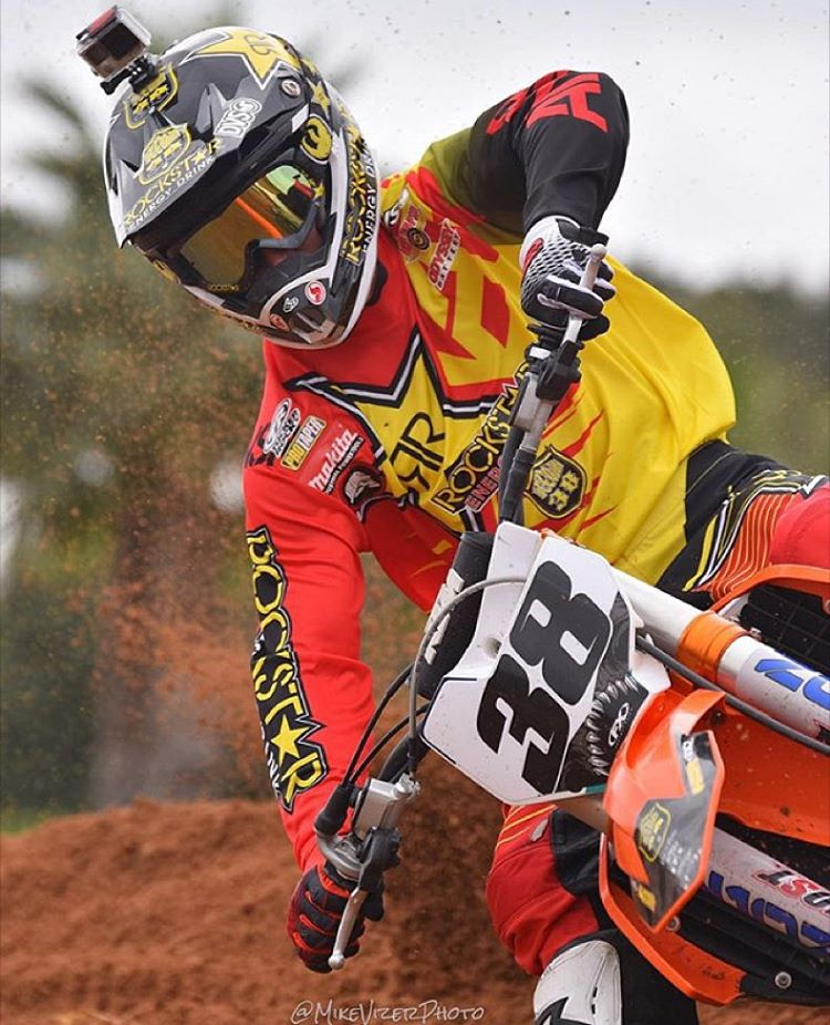 Ripping it up at @therealjs7 compound a few weeks ago. Thanks again for having us