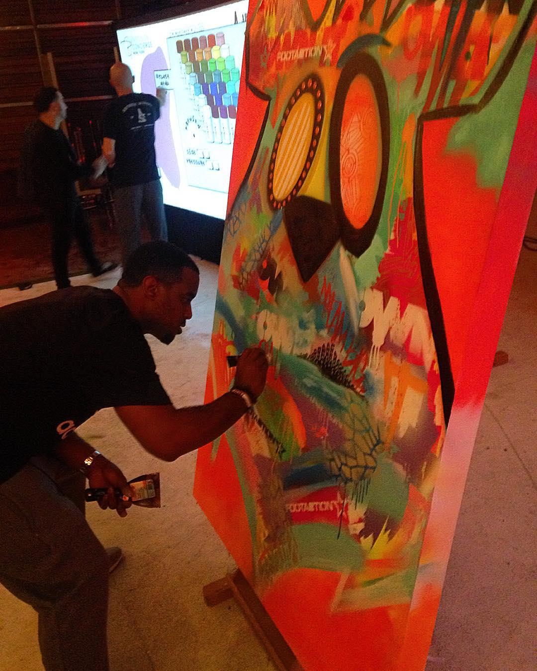 @kingsaladeen • • Art Basel #wynwood #miami • • #art #streetart #basel #spratx