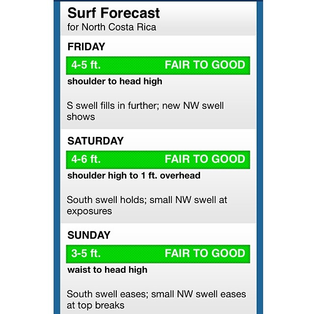 This is what our weekend looks like...and there will be no free shows because we will be wearing Mi Ola! #sexybikinisthatstayon #miola #surfsup #costarica #puravida #surflife #surfergirl #swell #lifeinparadise #surfing