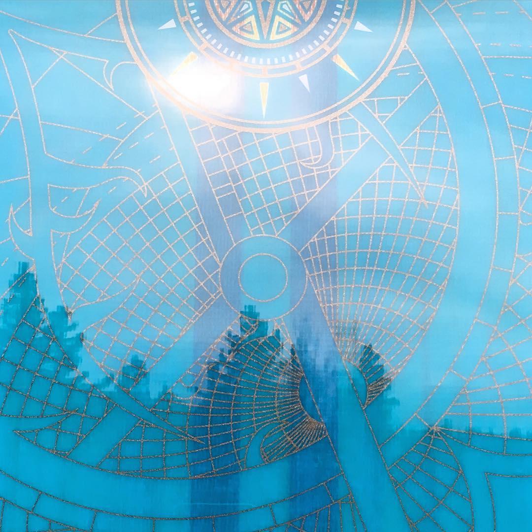 2016 Thrive #Relentless #thrivesnowboards #bluebird #reflection #woodcore #artandtech #donnerlake