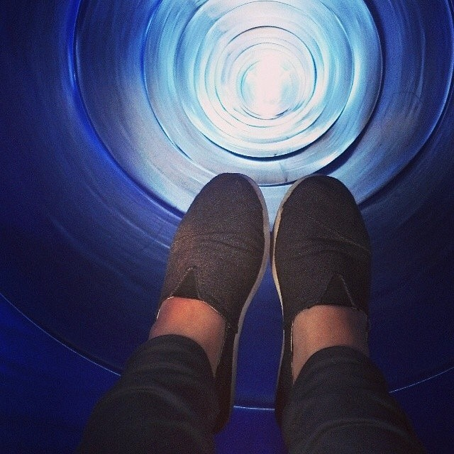 Down the rabbit hole. (Regram ph by @stelliklik )  #paez model #Night #cosmopolitan