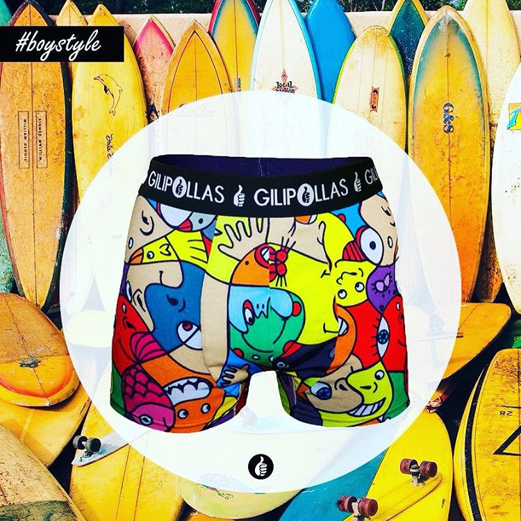 ◀️BoyStyle▶  GILIPOLLAS ® #ShowTime #Underwear #boxer #onlinestore #skateshop #Surfshop #Men #boystyle #Gilipollas #lifestyle
