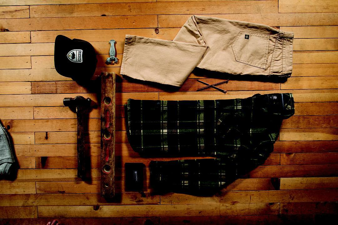 the boondock flannel completes a perfect kit for the holidays >>> view the full element flex flannel collection on our site >>> #elementflex