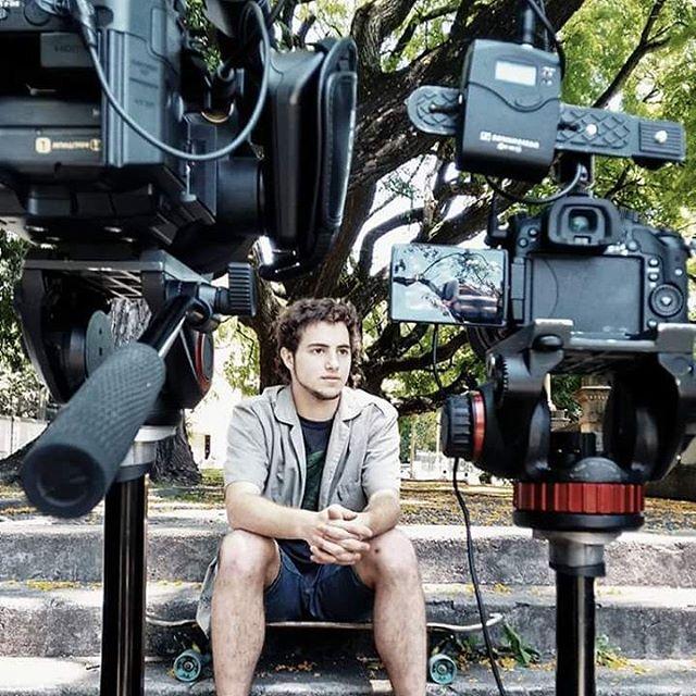 Back stage de Tomás Mochetti para ESPN X.0  #TeamWika #WikaSport #BuenosAires #argentina  PH. Andrés Rubiño