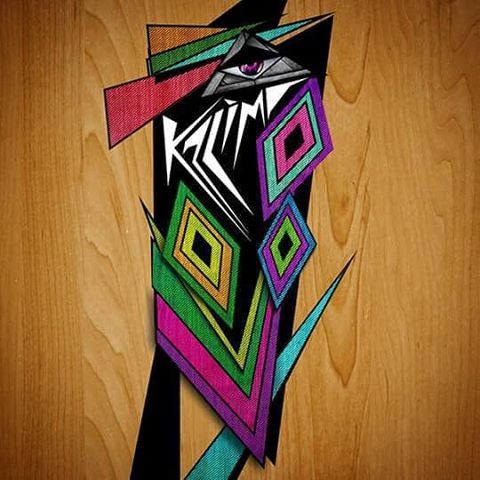 Kalima Coya Graphic #streetart #skateart