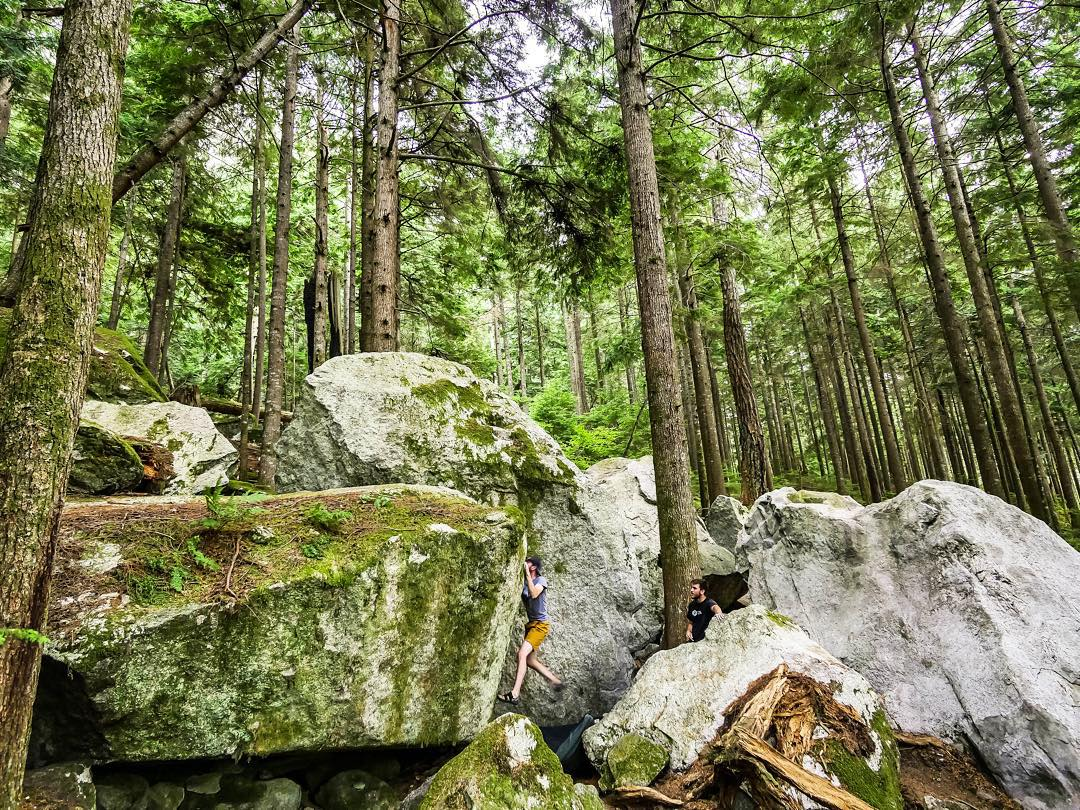 Make your Monday count. #LiveLifeOutside #searchingforsquamish @grakozy