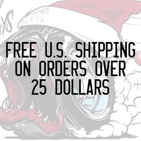 HNGN Holiday Countdown: time is running out for FREE SHIPPING! Click the link in our bio for easy access. #whatmorecouldyouwant