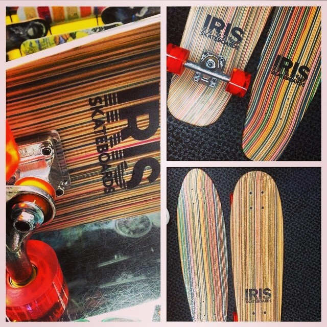 Re-gram from @solsticeskateboarding  Go to Solstice for all you skateboarding needs and get a free lesson in how to be a true skateboarder. #recycledskateboards #irisskateboards #solsticeskateboarding