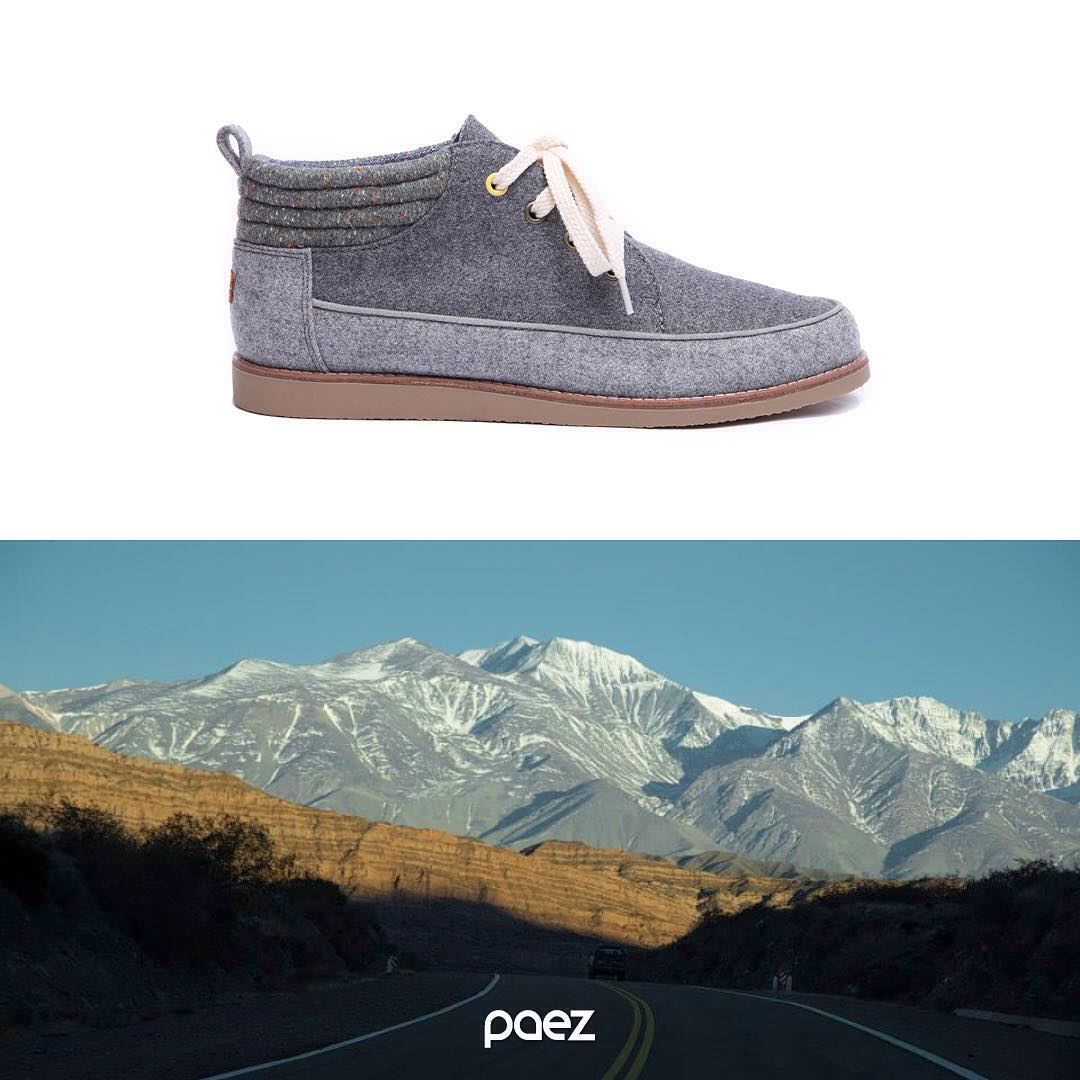 Introducing: The Classic Boot Clásico no es sinónimo de aburrido, Johnny Knoxville las usa para los sketch del relamzamiento de Jackass. - Classic is not synonymous of boring. Johnny Knoxville wear them for Jackass new sketches. #Paez #PaezWeLove...