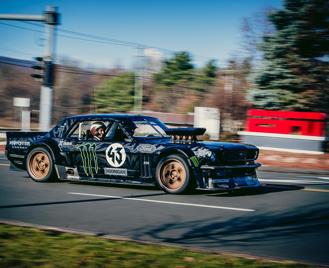 Five-time #XGames medalist @KBlock43 will world premiere his @ESPN drift edit this morning at 9 am ET on @SportsCenter!