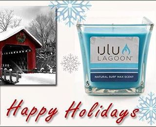 Happy Holidays! Be sure to make everyone's day with the world's best stocking stuffers from ulu LAGOON.