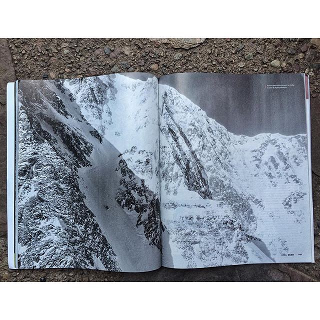Sending a huge yeeehawww to Panda athlete Katrina Devore for nailing this double page spread in the most recent Powder Mag! Chea homegirl! Tribe UP!  Repost: @katrinadevore  Photo: @instantkc  #PandaPoles #PandaTribe