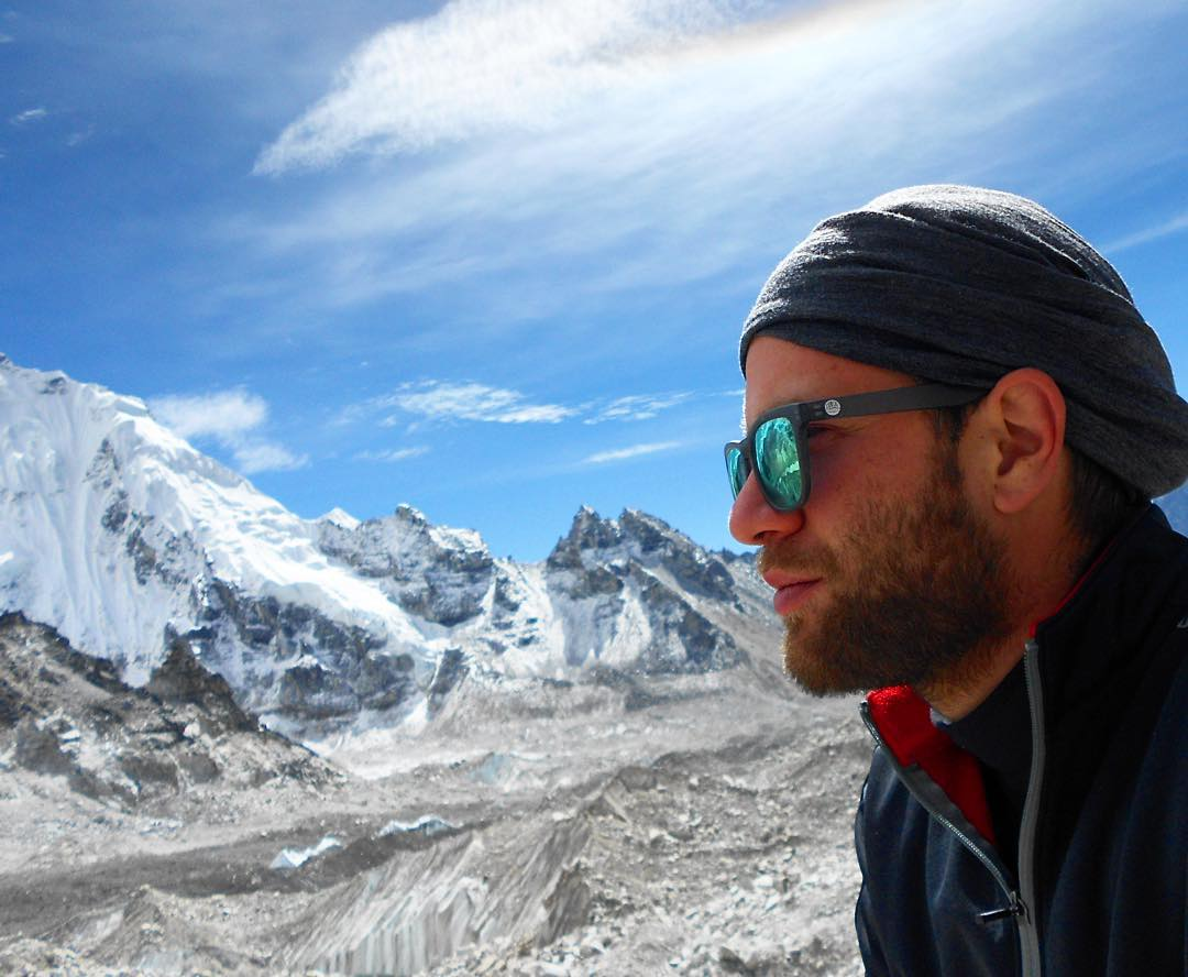 A new elevation record for Sunskis: Everest Base Camp. Thanks for taking them along for the adventure @just_say_lyons!  If you have photos of you and your Sunskis in rad spots, send 'em our way!
