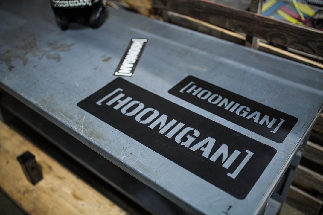 Stickers and stencils available on #hooniganDOTcom. #spraybomballthethings