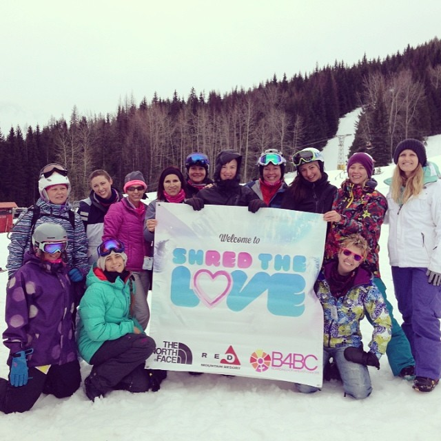 SHRED THE LOVE // @RedResort Thank you to RED Mountain in Rossland B.C. For helping us #shredthelove this past week! Over $5K was raised from lift ticket & #PickWick concert ticket sales. We also hosted our annual Retreat Yourself w/ Megan Pischke, a...