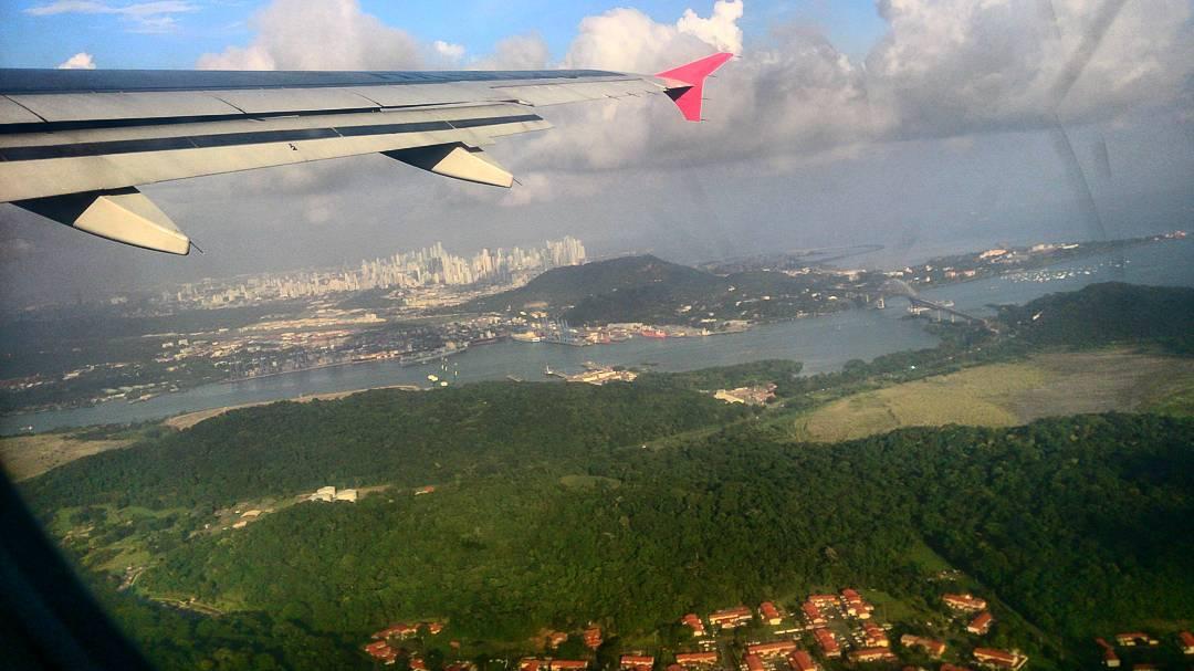 #panamacity #puentedelasamericas desde el aire
