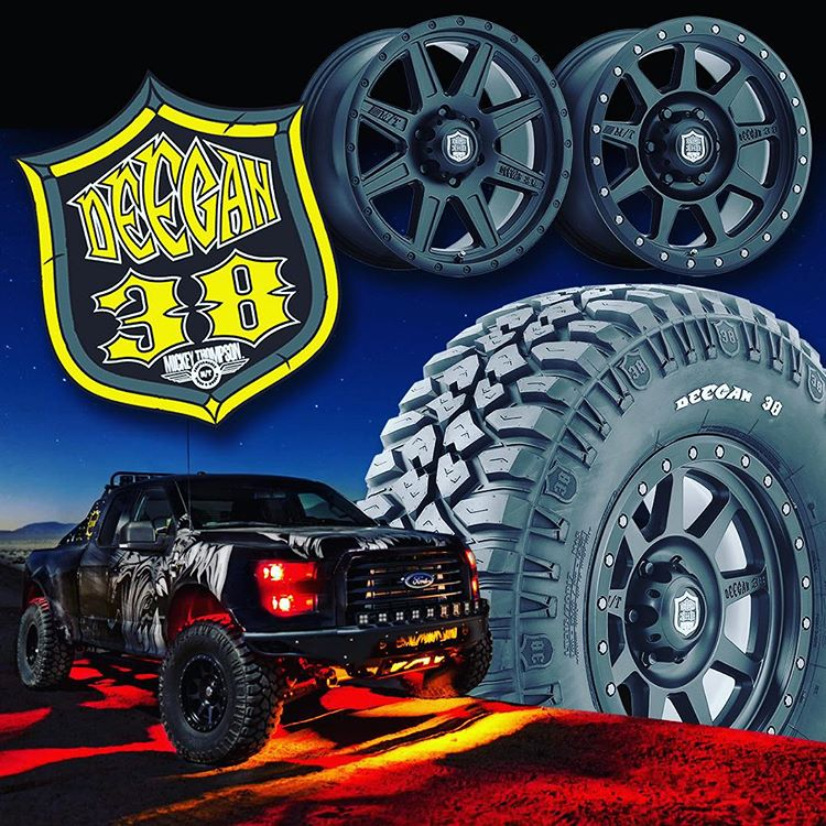 It's that time of the year again. #Christmasgifts better then socks and underwear. #Deegan38tires by MickeyThompson.com (