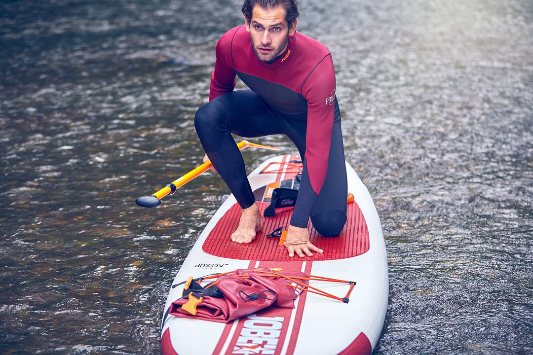 We care for the environment that you are going to discover.  For example, the Yukon wetsuit comes with a special environmental friendly aqua based glue. This way future generations can enjoy Mother Nature as well!