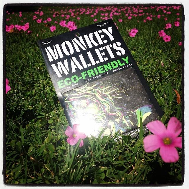 #monkeywallets #nature #creative #gadget @monkeywallets