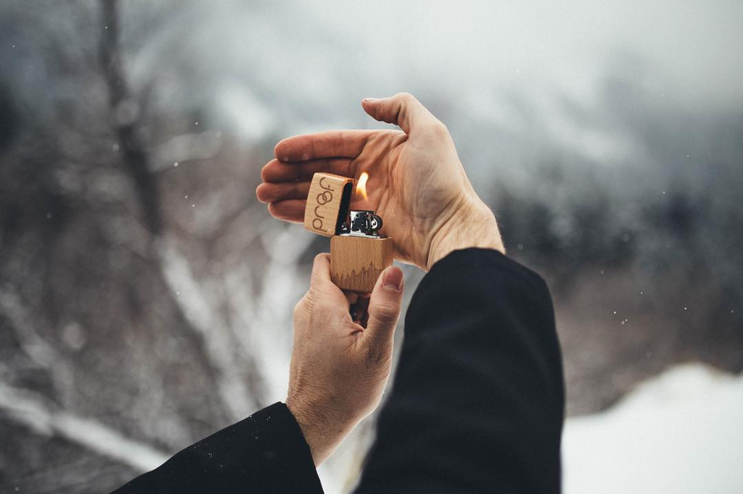 Our wood lighter is included in the Christmas Package that can be added to any online order. Get the Wood Lighter (pictured), the Pakka Multi-tool & Wood Wallet for only $25 - shop online & enjoy 15% + FREE shipping within the United States at...