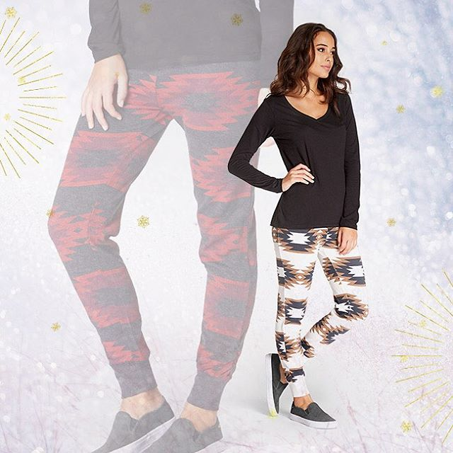 There is nothing more cozy than sweatpants to curl up in during the holidays. Give the gift of style & comfort with our Drew Skinny Sweatpant #giftsforher #womensfashion #holidayseason #sweatpantseason #livesustainably