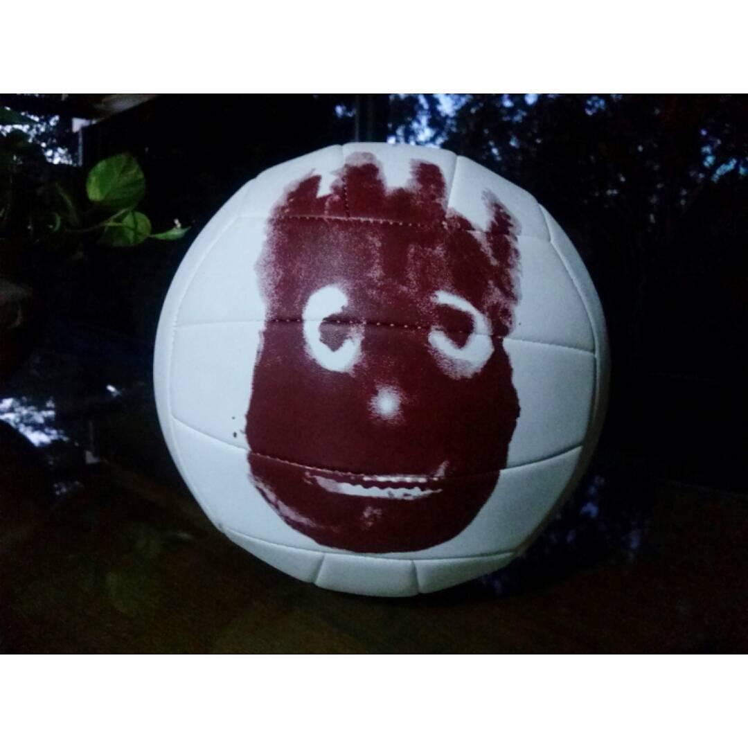 Wilsoooooon!! #wilson #nuevointegrante #imhappy #recontrarefeliz #nicequest #volleyball