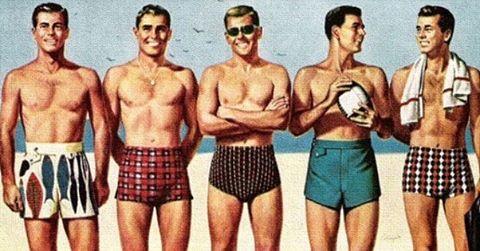 Trunk game dialed.  @japhysurfco #japhysurfco #japhycrew #retro #classic #swimwear #menswear #travel #adventure #surf #surfing #1960s  Live #BurntandBarefoot