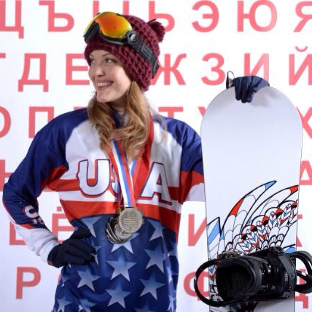 Have you heard?! Coal ambassador @amypurdygurl took home a well deserved bronze medal from #sochi - way to go Amy! @adaptiveactionsports