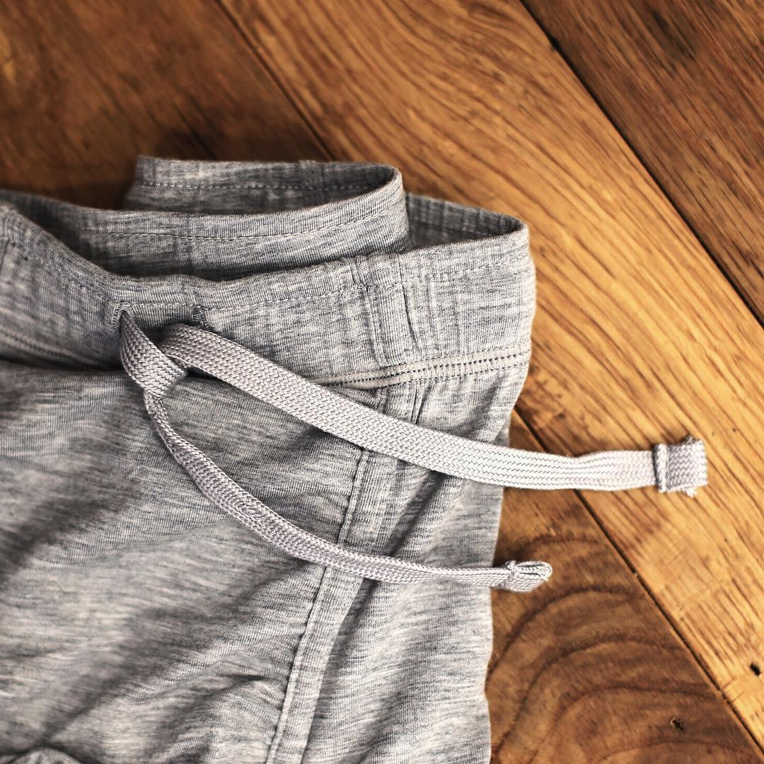 Ultra soft and breathable, our new premium sleepwear are so comfortable you won't want to get out of bed. Ever! Featuring Keyhole Comfort Technology, a draw cord waist band, and a relaxed fit. #MyPakage #comfort