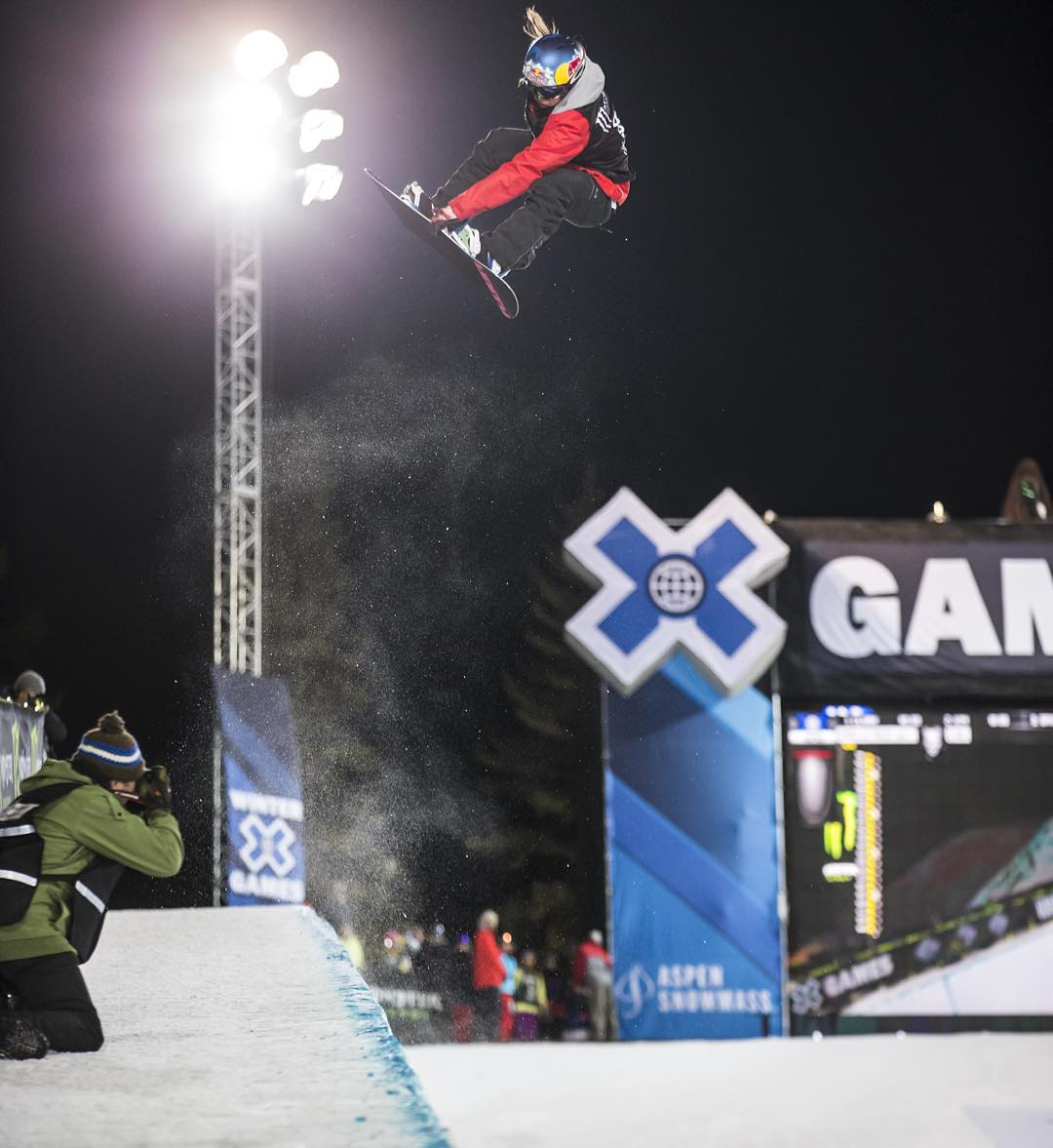 #XGames Aspen is exactly 50 days away! (