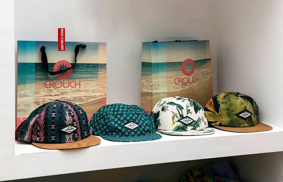 Una vez más, nuestros amigos de @marthaheadwear nos acompañan con sus gorras. ¡Vení a conocerlas!