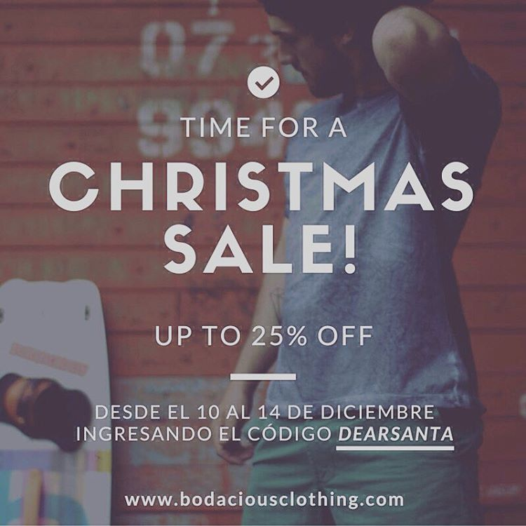Dear Santa please choose #bodaciousclothing!