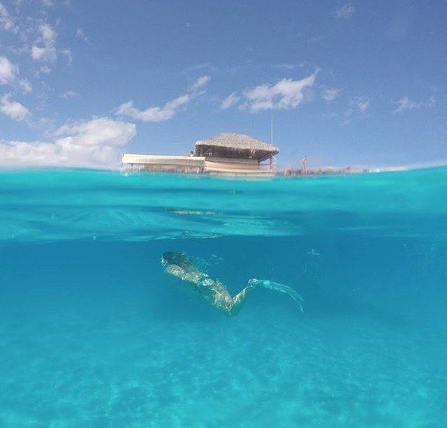 #miholidays mean… mermaid sightings