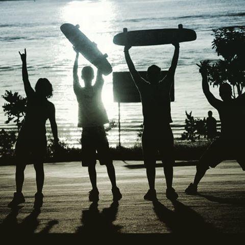 Salimos a #andarxandar! Encontra todos nuestros longboards en www.wikasport.com !