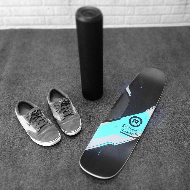 When your day starts like this.  Going to be a great day #revbalance #findyourbalance #balanceboards #madeinusa
