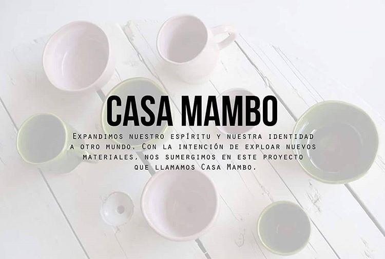 Con mucha alegría les presentamos nuestro nuevo proyecto #casamambo