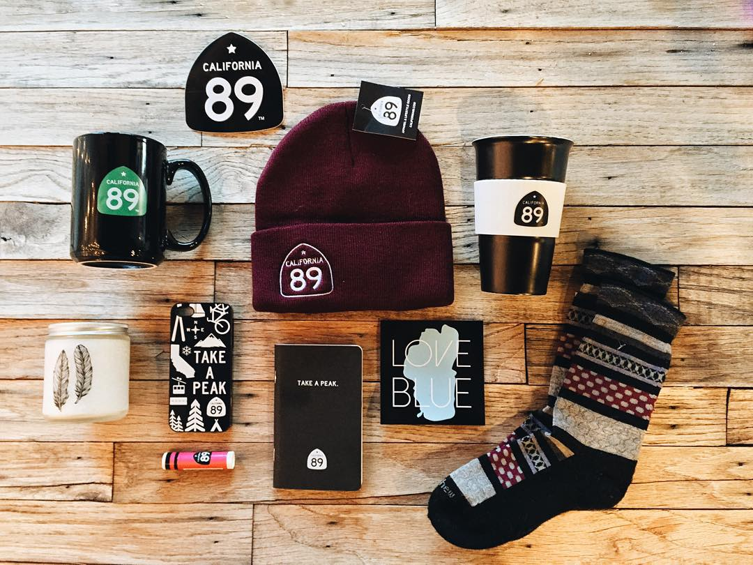 STOCKING STUFFERS // Tag a friend who would love these goodies, and you both could win one of the items pictured! #CA89
