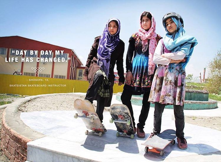 We've been supporting @skateistan for a long time, now it's time to become a citizen of skateistan!  Go to longboardgirlscrew.com to find out how.  Supporting Afghan kids through skateboarding.  #skateistan #longboardgirlscrew #womensupportingwomen...