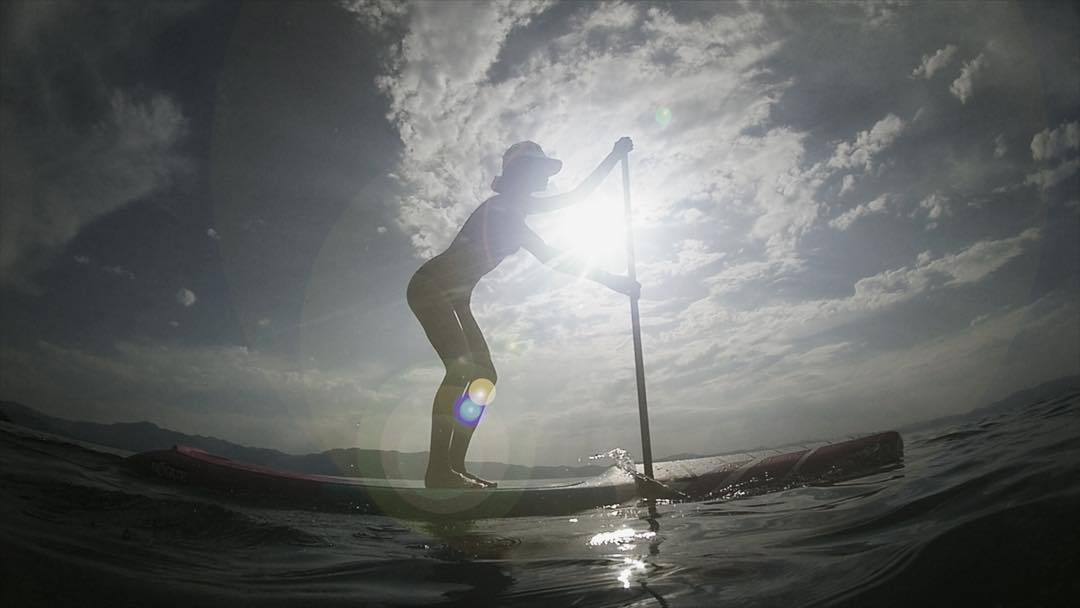 Find your bliss. #roguesup #sup #standuppaddle