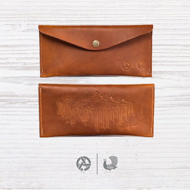 We've been stocking handcrafted leather goods from our friends at  @redcloudscollective in Portland since our Jackson Hole gallery opened its doors, and are big fans of their quality and hand-made goodness. It gives us great pride to announce our...