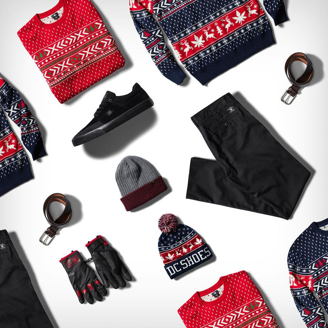 The holiday season is here. Have you checked out our favorite gifts to give -> www.dcshoes.com/giftguide. #dcshoes