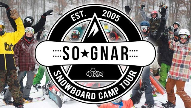 SAVE $55 dollars on camp! Got a buddy that you want to go to Snowboard Camp with at @lovelandskiarea this weekend but they need some persuading? TAG THEM HERE (as many as you'd like). If we pick your tags any one in that group can REGISTER for $100!...