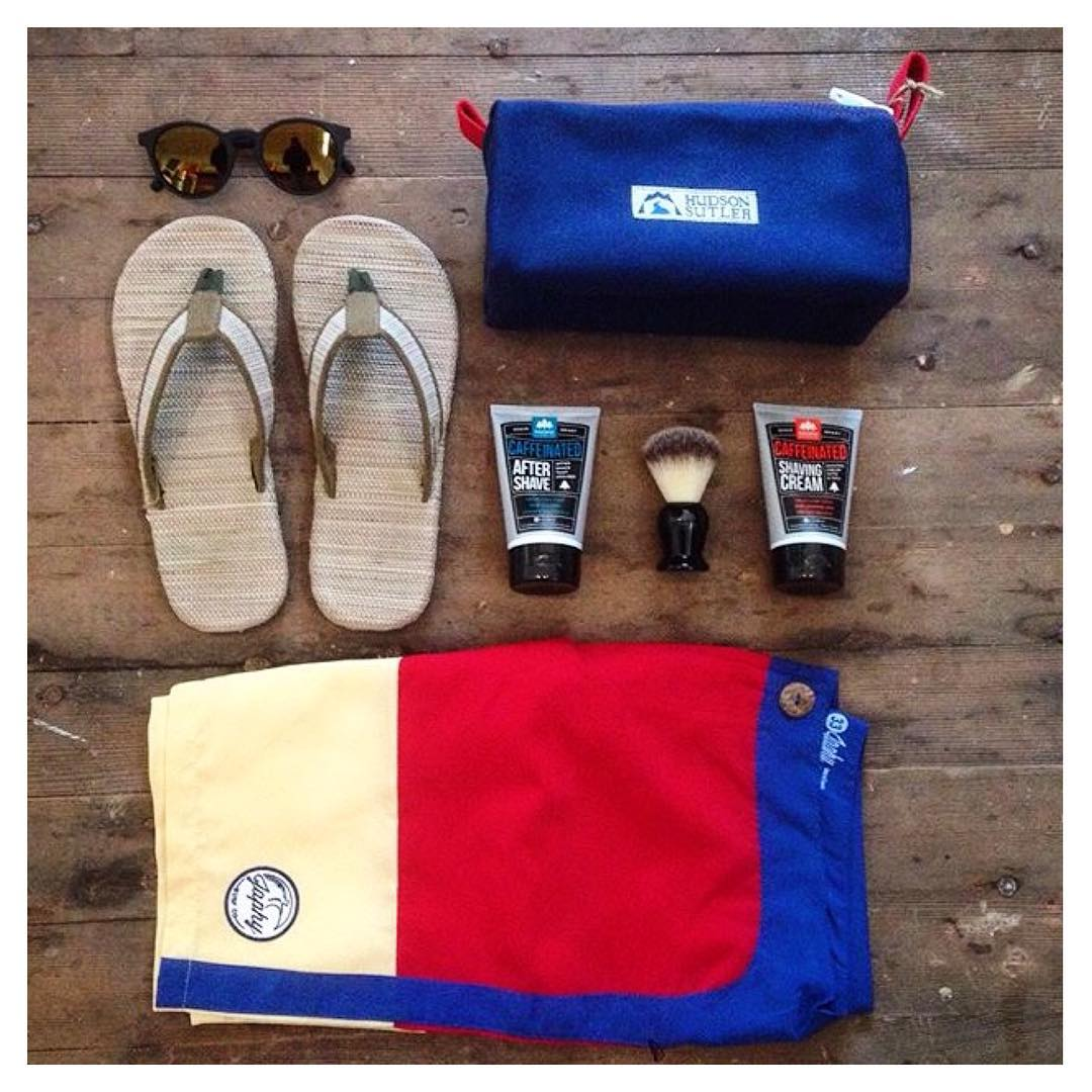 Holiday travel essentials via @japhysurfco