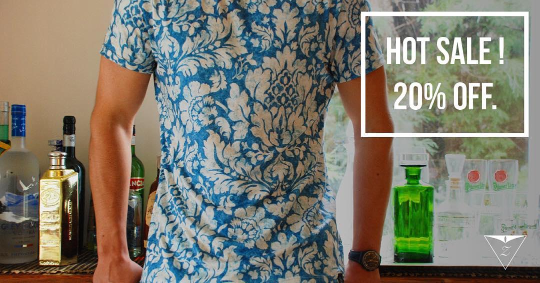 """Obtené un 20% de descuento en todos nuestros productos ingresando el cupón de descuento: """"HOTSALE"""". Vigente hasta el 3/12/15"""