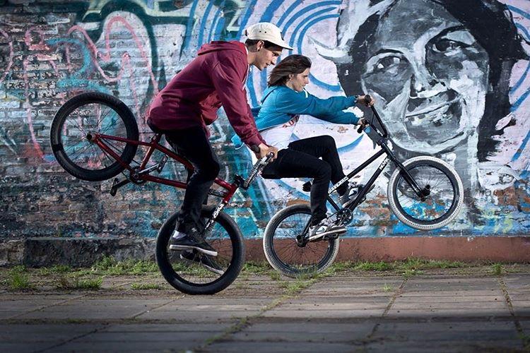 Ride ´cause is #friyay