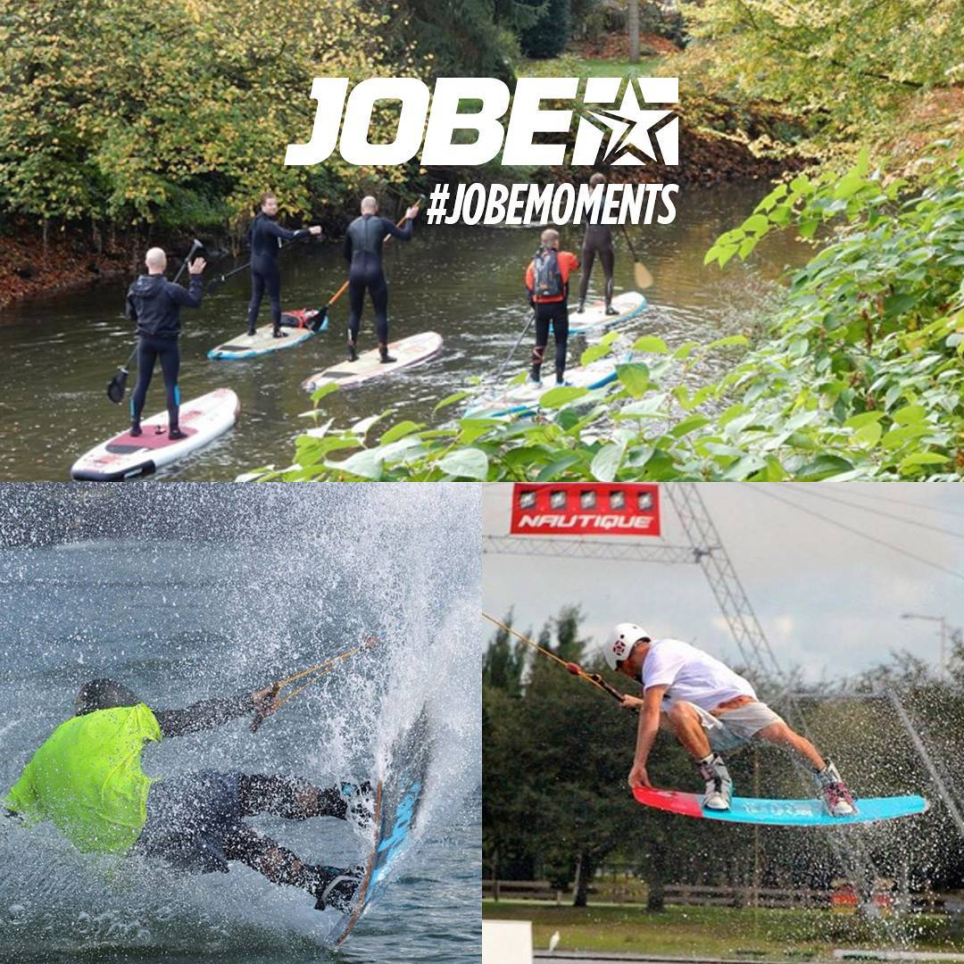 Almost time for the weekend, perfect for making some #jobemoments! This week's moments were made by @skipskops @sup_hermanlieven & @fernandosironi. Awesome to see you enjoying the water!  Planning on making some awesome moments? Use #jobemoments to get...
